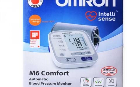Misuratore di pressione automatico OMRON M6